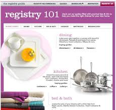 what do you register for wedding 5 tips for creating your best wedding gift registry planning a