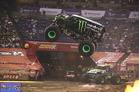 monster truck photo album
