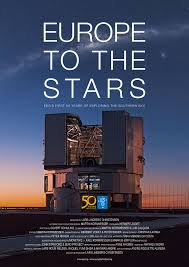 Map Of The Stars Movie Movie Europe To The Stars Eso