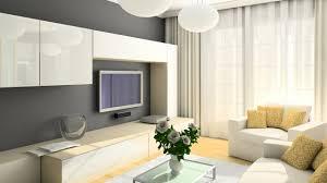 download wallpaper 2560x1440 room sofa television design