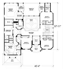 house plans with indoor pool house plan 55779 at familyhomeplans com