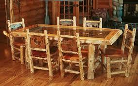 Rustic Log Home Decor Furniture U0026 Accessories Dazzling Rustic Log Tree Stump End