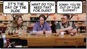 Walter Big Lebowski Meme - dudeism memes dudeism