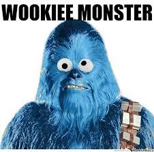 Monster Meme - wookiee monster by braynded12 meme center