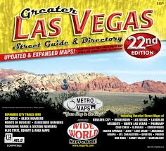 Zip Code Map Las Vegas Nv by Greater Las Vegas Street Guide U0026 Directory Metro Maps Shane