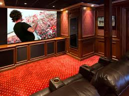 home theater in basement home theater wiring pictures options tips u0026 ideas hgtv