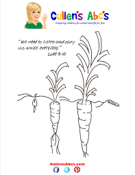 bible key point coloring page parable of the sower online