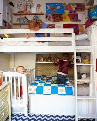 How To Organize A Small Bedroom by Small Shared Bedroom With Three Kids Mini Me Pinterest Small