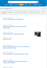 skype and skype in the classroom options for language teaching