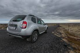 duster dacia rent a dacia duster 4x4 manual diesel 2016 in iceland