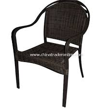 Woven Patio Chair Wholesale Outdoor Furniture Pe Rattan Patio Chair Buy Discount