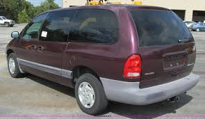 1999 dodge grand caravan se van item g2125 sold october