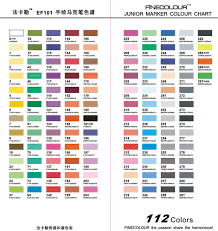 24 colors box 24 colors rabbit set art markers for children
