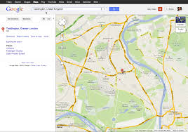 Goohle Maps Test Drive The New Google Maps Preview With A Little Bit Of