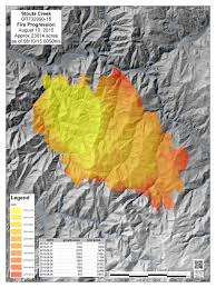 Fire Map Oregon by Stouts Fire Burn Out Operation Will Be