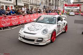 porsche rally a porsche goes from bangalore to london for the 2017 modball rally