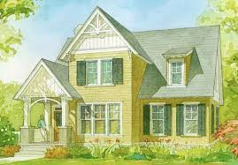 small house big charm ellsworth cottage plan 1351 southern