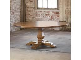 Bassett Bench Made  Round Tavern Table Dunk  Bright - Bassett kitchen tables