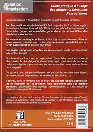 bureau des associations comment gérer une association guide à l usage des dirigeants