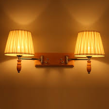 Long Wall Sconce Lighting Edison Creative Wall Lamp American Country Style Retro Sconce Long