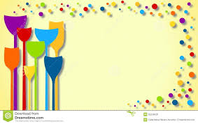 loopable party drinks with bubbles animation stock video footage
