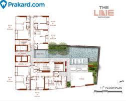 sale the line ratchathewi for 1bedroom best layout prakard
