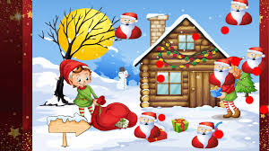 christmas color u0026 scratch for kids u0026 toddlers android apps on