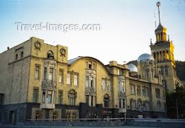 Georgia travel academy images Georgia tbilisi art nouveau melik azaryantz 39 house by the jpg