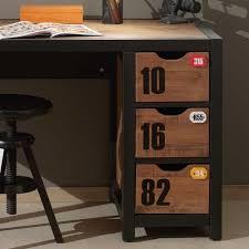 Schreibtisch Weiss 130 Cm Schreibtisch Krefos Für Jugendzimmer Wohnen De