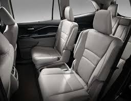 do all honda pilots 3rd row seating which 2017 honda models third row seating