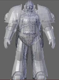 foam pepakura patterns for spacemarine armor
