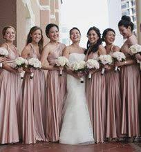 dusty bridesmaid dress 9 best bridesmaid dresses images on dusty