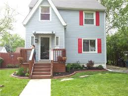 Elyria Ohio Map by House For Sale 164 Longfellow St Elyria Oh 44035