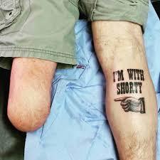 self ironical calf leg tattoos best ideas gallery