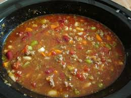 crock pot olive garden pasta e fagioli soup the country cook
