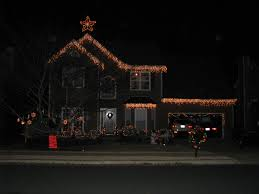 christmas lights coolest lighted outdoor christmas decorations