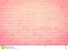 vintage style design of mosaic tile texture wall stock photo