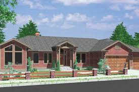 Sloping Lot House Plans Hillside Home Plans With Basement Sloping Lot House Plans Ranch