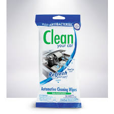 Cloth Car Seat Cleaner Antibacterial Car Cleaners Disinfecting Auto Wipes Disinfecting
