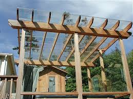 pergola roof cover check out my woodworking site at www