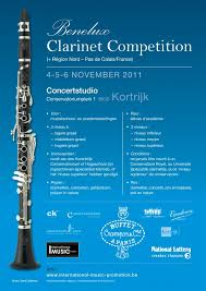 Buffet International Clarinet by International Music Promotion