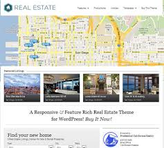 14 premium wordpress themes for real estate and brokers
