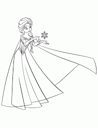 Coloring Frozen Anna And Elsa Coloring Pages Printablefree Princess Elsa Coloring Page Free Coloring Sheets