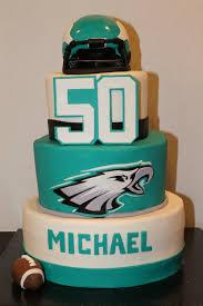 philadelphia eagles home decor philadelphia eagles cake sports themed cakes pinterest cake