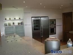 cuisine frigo americain meuble cuisine frigo cuisine frigo noir denis cuisine