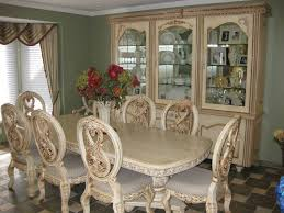 antique white dining room sets home design ideas and pictures