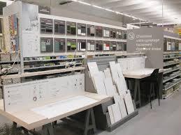 Retail Store Floor Plan Castorama Volcan Design