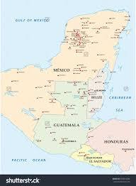 America Central Map by Map Of Honduras Honduras Regions Rough Guides Rough Guides