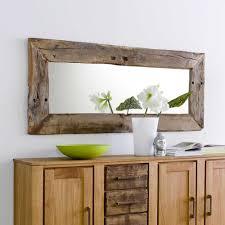 esszimmer spiegel massiver spiegel salverna mit altholzrahmen wohnen de