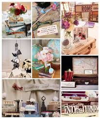 travel bridal shower inspiration board travel bridal showers